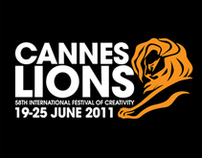 Cannes Lions Welcoming Creativity Hotel Keycard