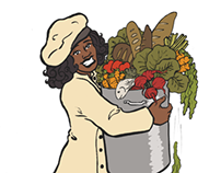 Plentyfull Soul Food - Branding