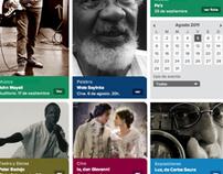 Website | Centro Niemeyer