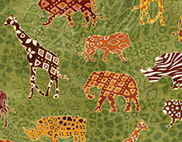 Ethnic Patterns: Out of Africa