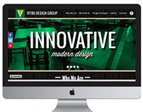 Vitro Design Group Website Start/ Motion promo