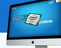 Intel LookInside | application for facebook