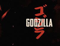 Godzilla / Movie Poster