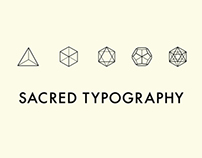 ISTD - Sacred Typograhy