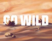 Go Wild Drawing