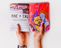 TO BE CONTINUED Magazine - Issue 1.0