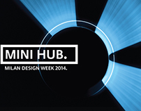 MINI HUB. Milan Design Week '14