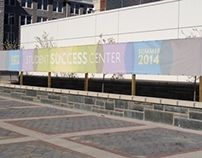Student Success Center Banners