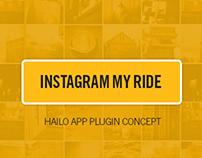 Hailo app plugin concept