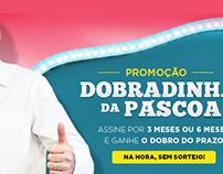 Promoção Páscoa @ Olá Amigos