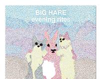 Big Hare album cover art