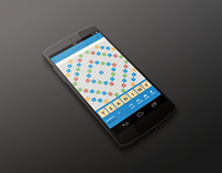 words with friends redesign concept