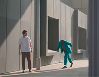 Hermès - Man on the move
