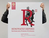RENOVATIO IMPERII- Poster design #1
