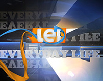 Lei Channel brand id Pitch