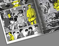 TSW Comic Book Issue 9