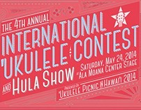 Ukulele Contest and Hula Show