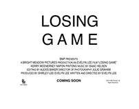 Losing Game (Trailer)