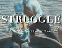 Struggle: My Senior Exhibition in Fine Art