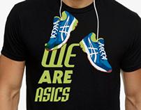 Asics Spirit and Marathon Tees