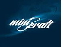 Minicraft.  Logotype, corporate identity