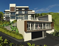 Dr. Madhuwanthi & Dr. Thusitha Padeniya House - 3Ds