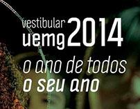 Vestibular UEMG 2014