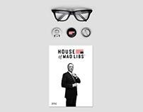 House of Cards Mad Libs