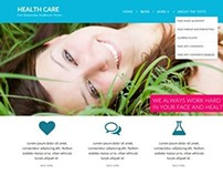 VRYN-HealthCare , A Free Responsive WordPress Theme