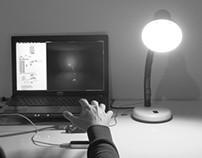 LEAP+VVVV+ARDUINO+Lamp test