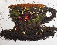 Tea Magazine Design