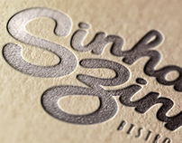 Sinhazinha Bistro Visual Identity
