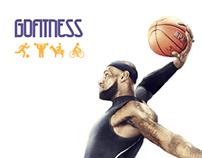 GO FITNESS.WEBSITE DESIGN
