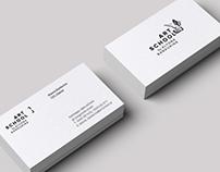 Art School by Alyona Bandurina / Identity / Rebranding