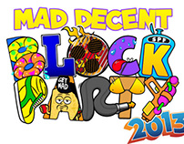 Mad Decent Block Party 2013