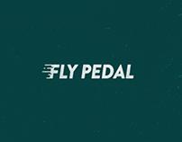 Fly Pedal Branding
