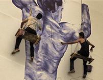 Cinthol Ballpen Art Project
