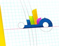 Zizinia Realestate & its sub-brands - branding
