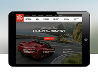 CloudMade Automotive solution