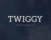 Promosite for Twiggy Bar