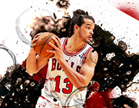 Joakim Noah NBA's 2014 Defensive Player of the Year