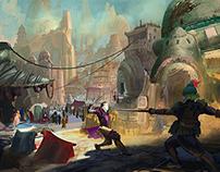 World of Valythria