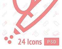 Drawing Tools (PSD)