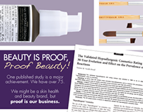 Beauty is Proof, Proof Beauty! Campaign