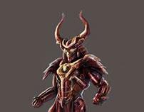 Iron Samurai