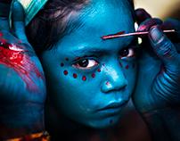 Face Paints - Portrait