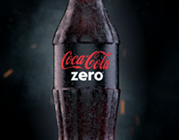 Coca-Cola Zero Product Shot