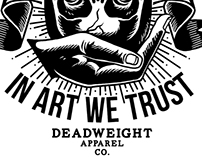 M STARKEY x DEADWEIGHT APPAREL CO.