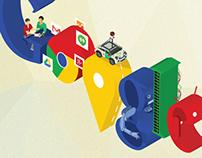 Google Doodle about Google