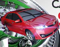 Toyota Spot Pitch